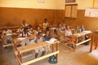 die Zeite Klasse in Youchuas Schule