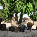 entlang dem Niger
