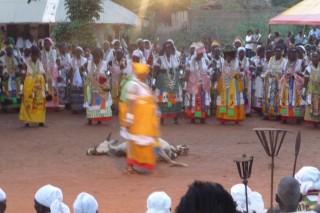 Voodoo Zeremonie