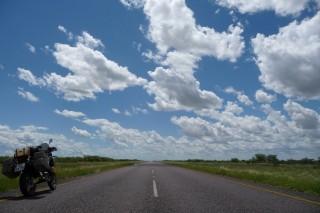 Trans Kalahari Highway