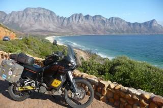 kurz vor Kapstadt
