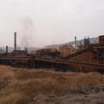 Fabrikgelände Karabük