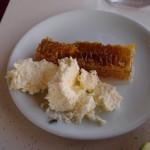 Honig mit Sahne (+ Mitesser)