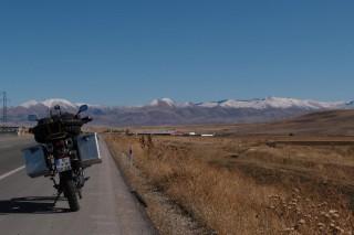 Hochebene von Erzurum