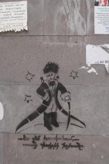 Streetart Yerevan
