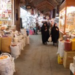 Basar in Tabriz