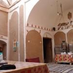 im Gasthaus der Familie Maziar