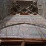 Moscheeimpression Yazd