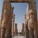 Tor in Persepolis